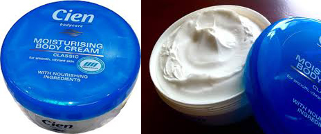 Cien Body Cream